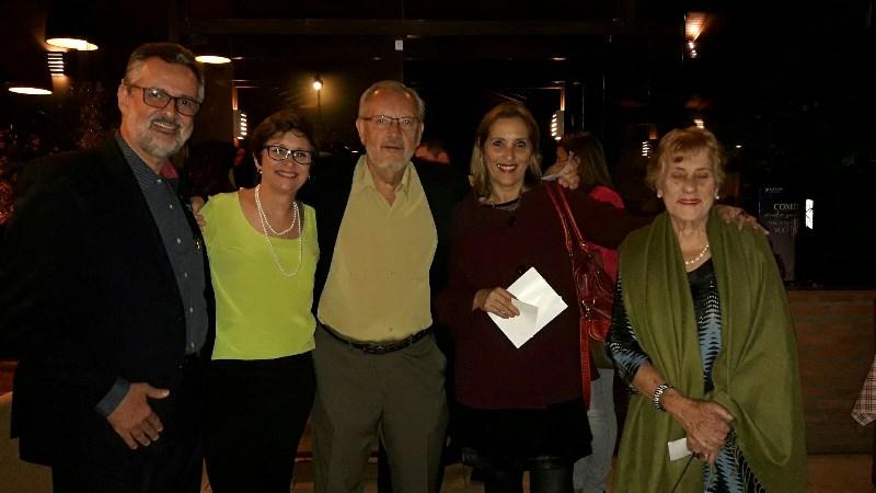 Jantar de 60 anos Restaurante Brunholi