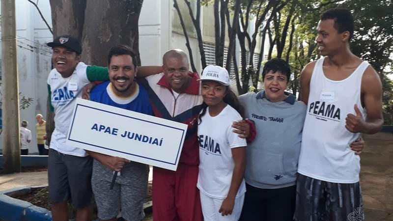 40 alunos da APAE de Jundiaí participaram do FERA