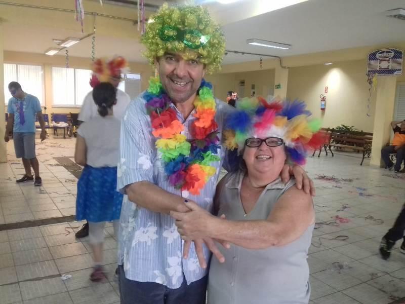 Carnaval foi folia e aprendizado para os assistidos da APAE