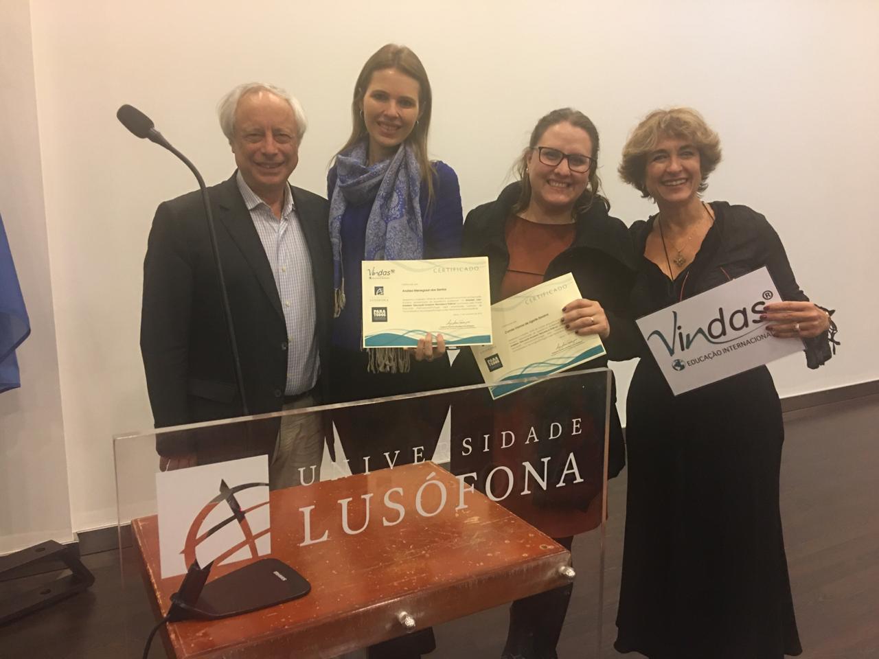 APAE de Jundiaí é representada em Portugal em evento de Educação Inclusiva