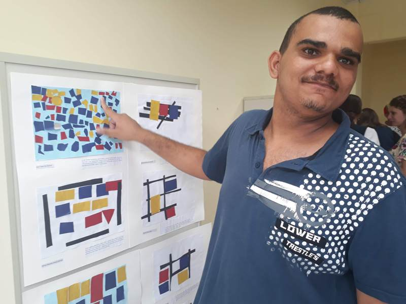 5ª Mostra de Artes promove inclusão e quebra de barreiras entre os assistidos