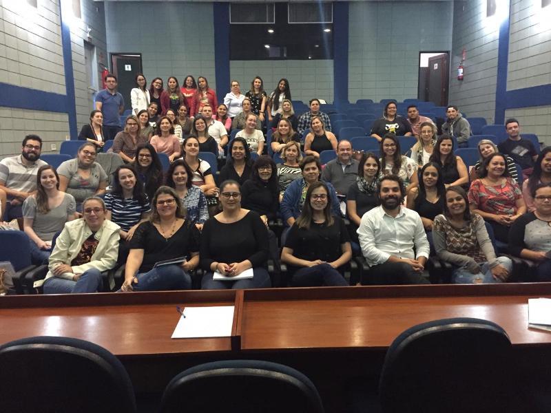 Federação das APAES promove curso em Jundiaí