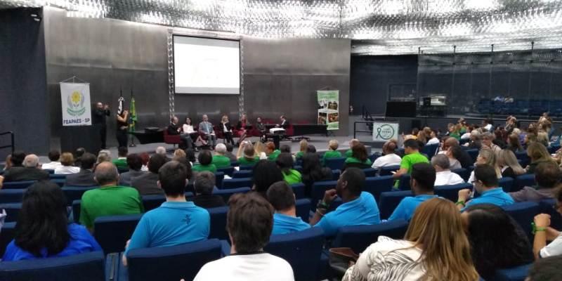 Cerimônia de abertura do Setembro Verde 2019 reúne APAES de todo os Estado