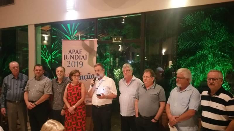 Casa cheia para comemorar 62 anos da APAE de Jundiaí
