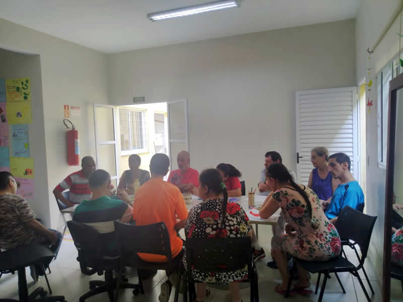 Coordenadora destaca importância da família no desenvolvimento da pessoa com deficiência