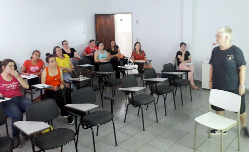 19 profissionais da APAE de Jundiaí participam do TEA