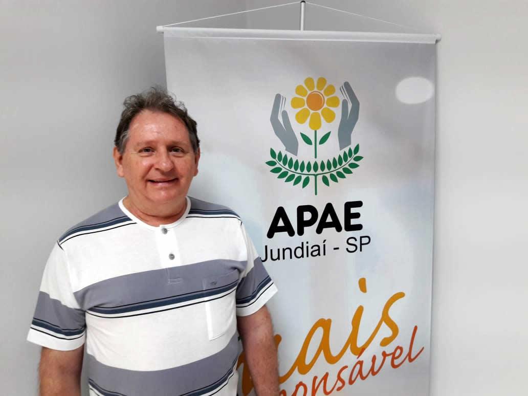 Begiato assume APAE de Jundiaí para um mandato de três anos