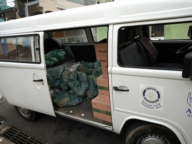 Doações para a APAE de Jundiaí amparam, em julho, 90 famílias dos atendidos