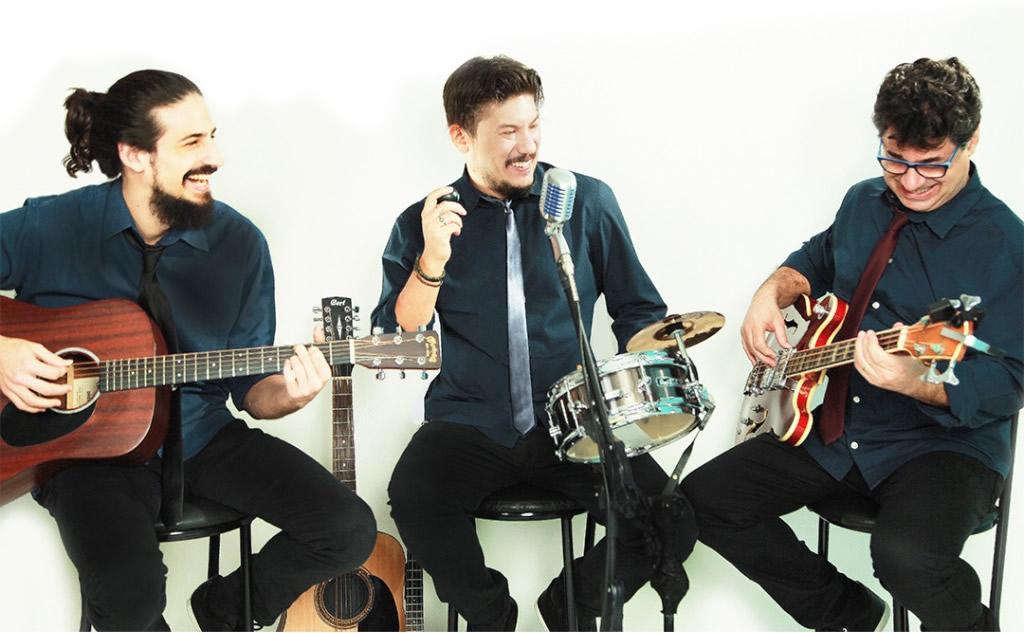GL Foods promove Live Solidária, em prol da APAE de Jundiaí com a banda Trinca Acústica