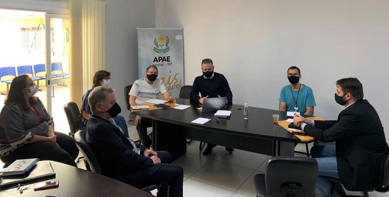 APAE de Jundiaí receberá consultoria em LGPD da empresa SeusDados
