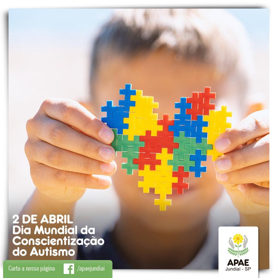 No Dia Mundial da Conscientização do Autismo, confira quais são os atendimentos promovidos na APAE de Jundiaí