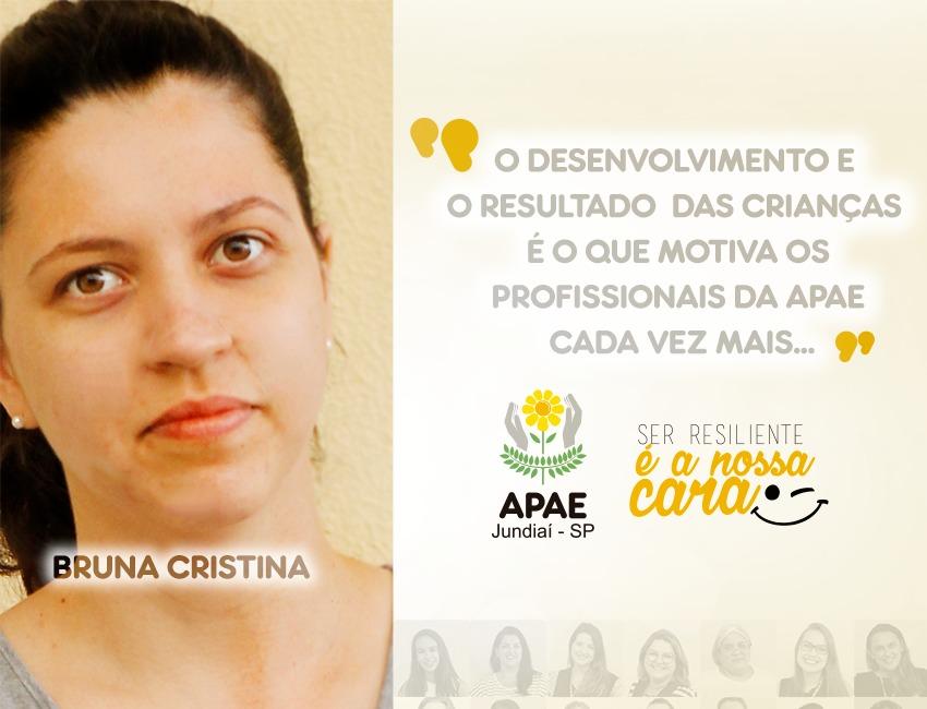 """""""A guerra ainda não acabou, mas as batalhas estão sendo vencidas"""", confia Bruna Cristina"""
