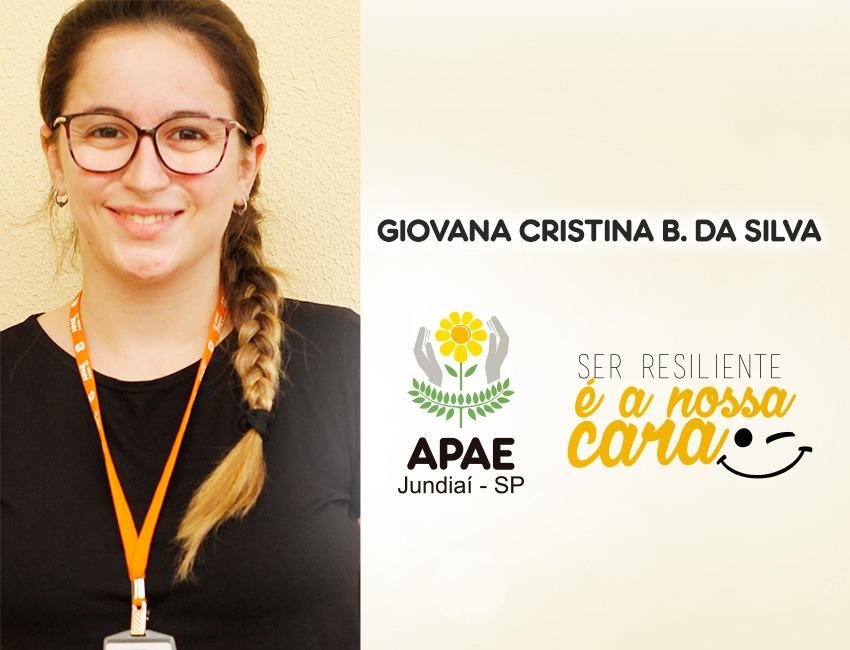 """""""A APAE é um grande mosaico de alunos"""", acredita a professora de Artes Giovana"""