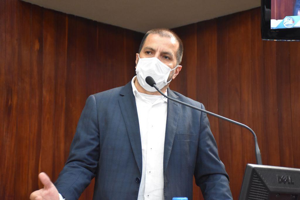 Vereador Edicarlos Vieira destaca o trabalho da APAE